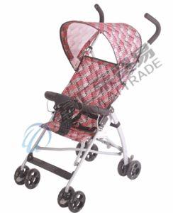 Folding Baby Umbrella Stroller in Summer