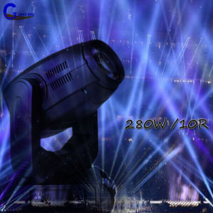 280W 10r LED Beam Moving Head Stage Light for Event Show