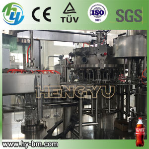 Pet Bottle Carbonated Filling and Capping Machine pictures & photos