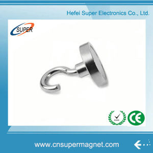 Strong NdFeB Heavy Duty Magnetic Hooks pictures & photos