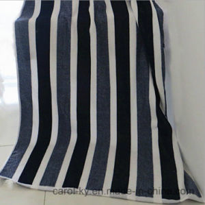 100% Cotton Stripe Yarn Dyed Beach Towel pictures & photos