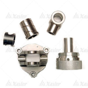 Customized Stainless Steel/Brass/Aluminum CNC Machine Parts, CNC Milling Parts, CNC Turned Parts pictures & photos
