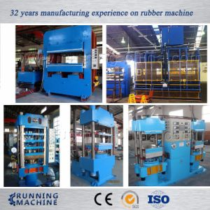 3000ton Rubber Molding Press Machine with Push-Pull Mould