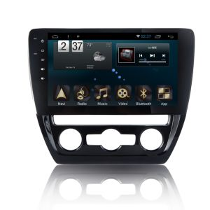 Android 6.0 System Car GPS for Volkswagen Sagitar with Car DVD Player Tracker