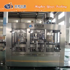 500ml Glass Bottle CSD Drink Filling Machine pictures & photos