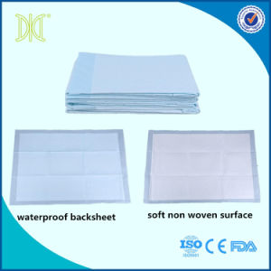 Hospital Disposable Large Mattress Incontinent Underpads pictures & photos