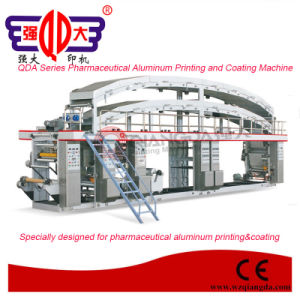 Qda Series Pharmaceutical Aluminum Foil Printing and Coating Machinery pictures & photos