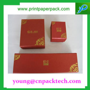 Jewelry Box Custom Cardboard Printing Paper Packing Box pictures & photos