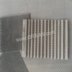 High Temperature and Corrosion Resistant Nickel Plate Expansion Mesh pictures & photos