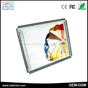 Cheap 10.4 Inch Industrial LCD Narrow Bezel Monitor pictures & photos