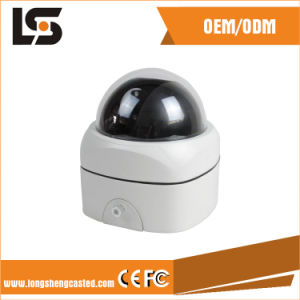 Aluminum Die Casting Windshield CCTV Camera Housing From Hikvison Supplier