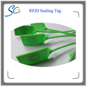 One-off Smart Cables Seal ID RFID Plastic Tag