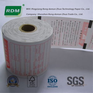 Thermal ATM Paper for ATM Receipt Printing pictures & photos