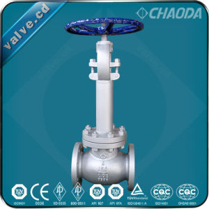 API Stainless Steel Cryogenic Globe Valve pictures & photos