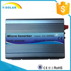 Gti-600W-18V-220V-B 11-32VDC-Input 220VAC-