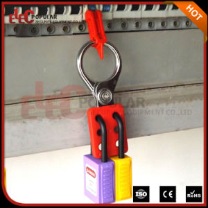 "Safety Lockout Tagout Aluminum Hasp 1"" for Industriy pictures & photos"