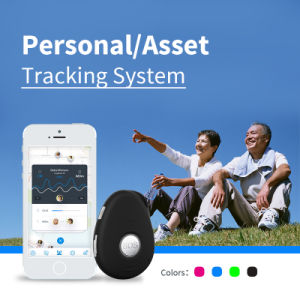 Personal GPS Locator with Micro SIM Card Real Time GPS Tracking Software