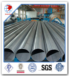 API 5L Oil Line Pipe ERW Carbon Steel Pipe pictures & photos