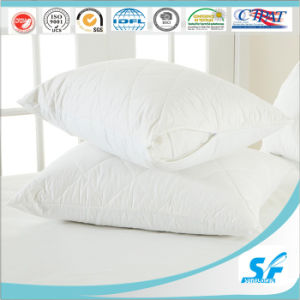 Hot Sale Quilt Hotel Pillow Protector Made in China pictures & photos