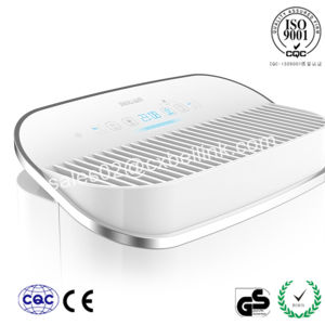 Air Cleaner with Touch Panel for Home and Office Use