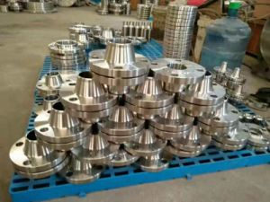 Bw Stainless Steel Weld Neck RF Flange Fittings pictures & photos