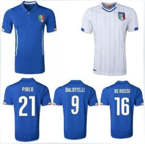 2014 New Home and Away Shirts Italian Soccer Clothes Suit Training Suits pictures & photos