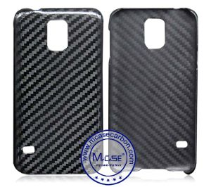 6a22591e4 China Supplier Cellphone Accessories Real Carbon Fiber Cover for Samsung  Galaxy S5 - China Carbon Fiber Cover for Samsung S5, Carbon Fiber