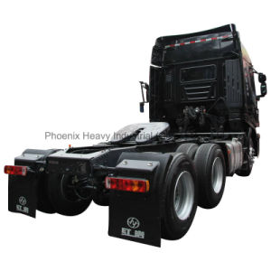 Hongyan High Roof S100 480HP 6X4 Iveco Trator Truck with Two Sleeper pictures & photos