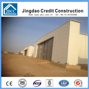 Glassfiber Sandwich Panel Light Steel Structure Workshop pictures & photos