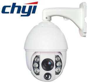 2MP IR Speed Dome CCTV Video IP PTZ Camera pictures & photos