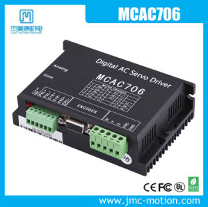 The Low Voltage of AC Servo Motor and Driver pictures & photos