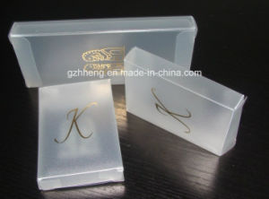Customized Opaque Frosted Plastic Gift Box (PVC 03) pictures & photos
