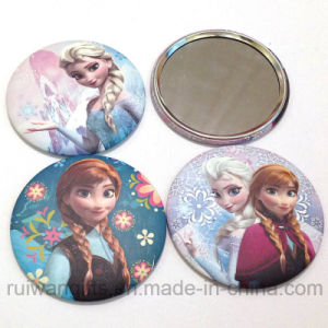 Mirror Badge in Frozen Cartoon Design for Souvenirs pictures & photos