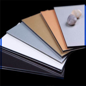 Aluminum Composite Panel with PE Coating pictures & photos
