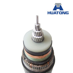 8.7/10kv/15kv Single Core Alumininum Comductor XLPE Insulated Power Cable pictures & photos