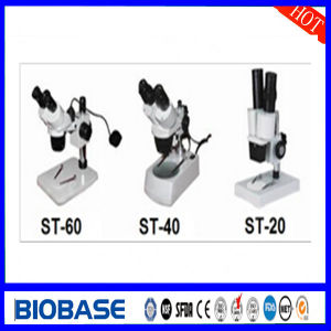 Microscope Stereo Microscope St-20/40/60 Series pictures & photos