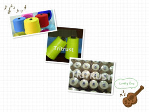 Polyester Stitching Thread (30s/2) pictures & photos