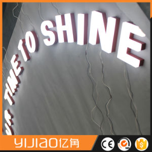 Pop Acrylic LED Light Letter Sign From Shanghai Factory pictures & photos
