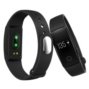 ID107 Heart Rate Smart Bracelet
