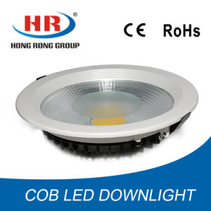 LED Down Light 30W CE & RoHS LED Downlight