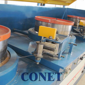 Conet Hot Sale High Tensile Strength 1300 N/mm2 Wire Drawing Machine with CE & SGS Certificate pictures & photos