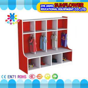 Clothes Cabinet, School Kids Toy and Clothes Cabinet (XYH-12137-7)