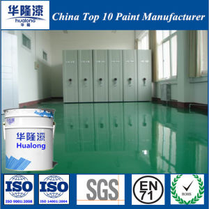 Hualong Durable Self Leveling Epoxy Floor Paint/Coating (HL-700) pictures & photos