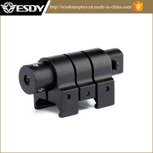 PRO Optics Mini Pistol Red Laser Gun Sight for Rifle pictures & photos