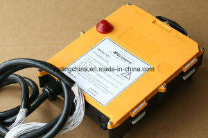 230V Joystick-Control for Crane/Industrial Electronic Joystick Control for Hydraulic Terrain Crane pictures & photos