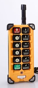 F23-Bb 12volt Industrial Wireless Remote Control for Truck Crane pictures & photos