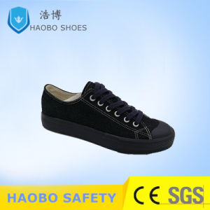 f85d2a16c516 Wholesale From China Low Cut Men Casual Canvas Lace-up Vulcanized Rubber  Shoes