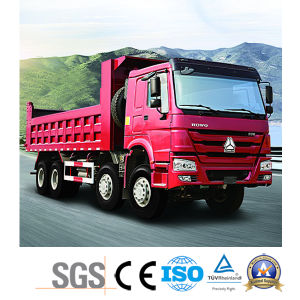 Hot Sale China HOWO Dump Truck of 8X4 pictures & photos
