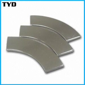 Powerful N42 Sintered Segment Neodymium Magnet
