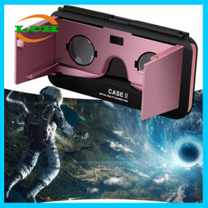 2b6e9ec55a China 3D Virtual Reality Vr Glasses Phone Case for iPhone with Frame ...